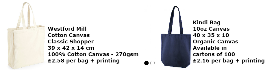Bags website