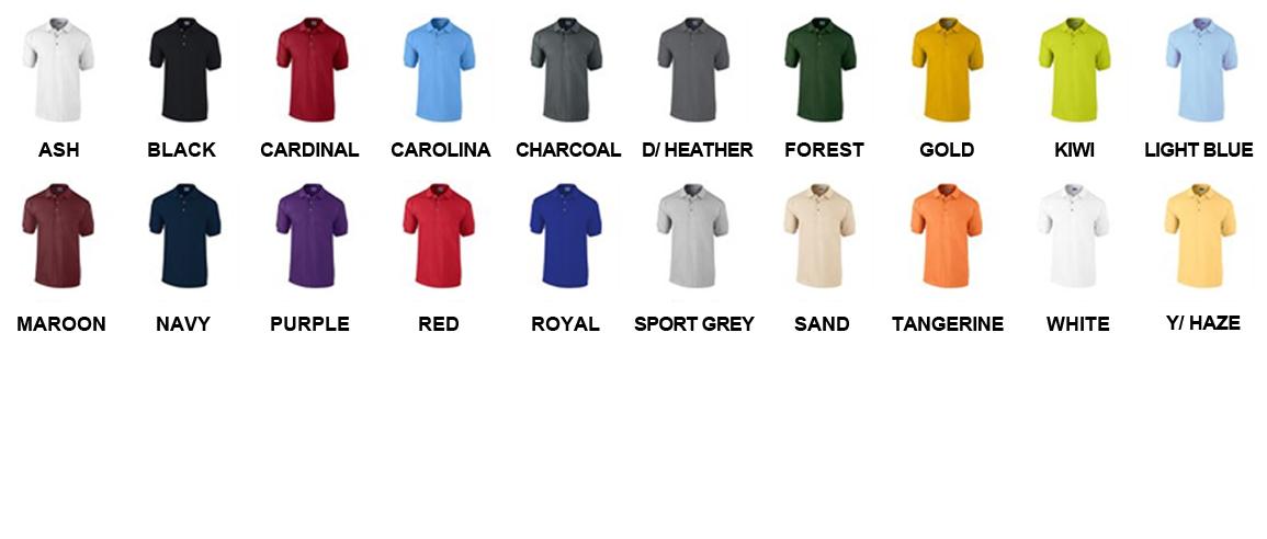 Printing Polo Shirts